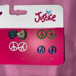Justice Accessories - NEW Justice Earrings